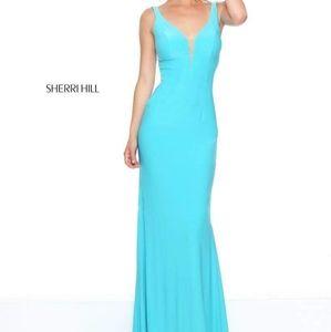 Sherri Hill Size 12 Gown NWT